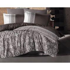 طقم سرير مشجر 4 قطع تركى ميراج