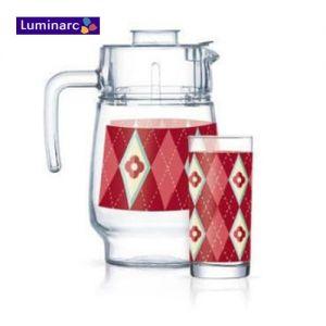 طقم شربات لومينارك اماراتى